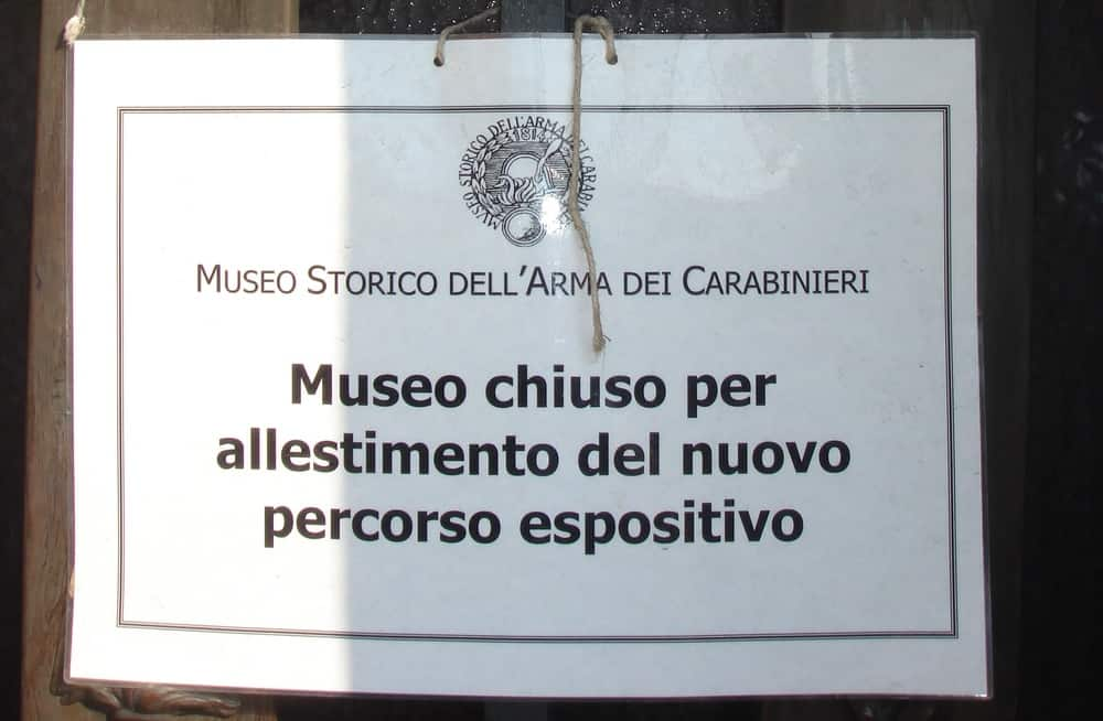 free things in rome